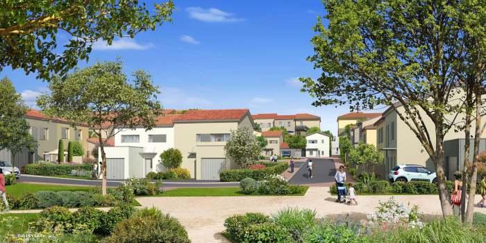 Maisons neuves et appartements neufs Castelmaurou référence 4288 : aperçu n°2