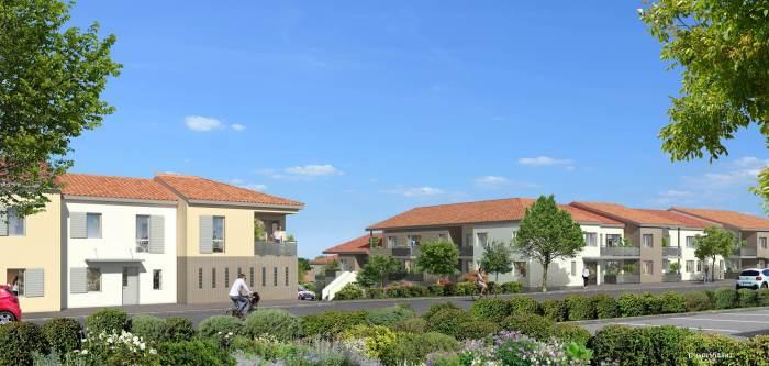 Maisons neuves et appartements neufs Castelmaurou référence 4288 : aperçu n°3