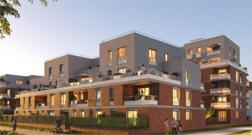 Appartements neufs Jolimont référence 4318