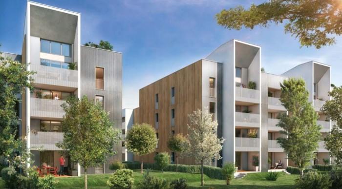 Maisons neuves et appartements neufs Montaudran référence 4325 : aperçu n°0