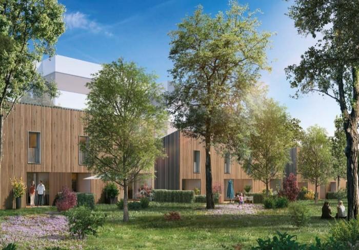 Maisons neuves et appartements neufs Montaudran référence 4325 : aperçu n°3