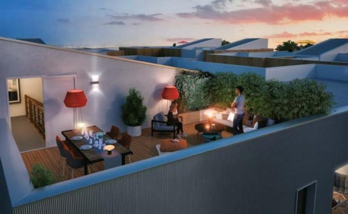 Maisons neuves et appartements neufs Montaudran référence 4325 : aperçu n°4