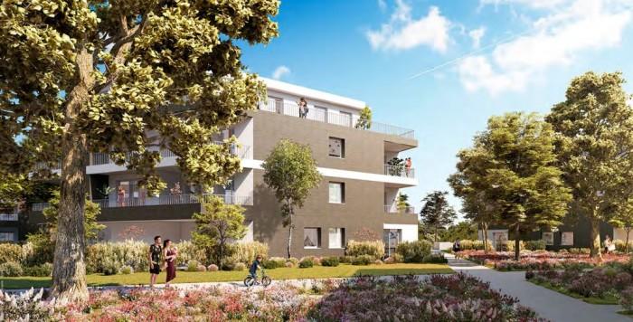 Appartements neufs Cugnaux référence 4327 : aperçu n°4