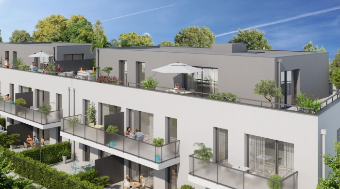 Appartements neufs Côte Pavée référence 4334 : aperçu n°0