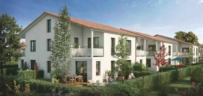 Appartements neufs Saint-Simon référence 4352 : aperçu n°0