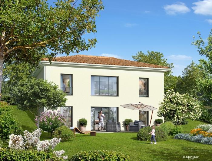 Maisons neuves et appartements neufs Castelmaurou référence 4354 : aperçu n°1