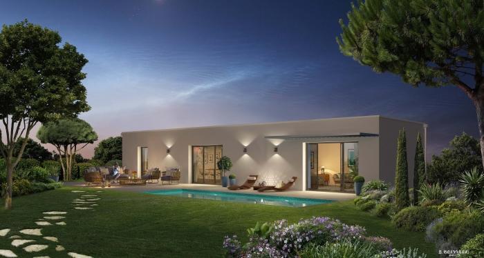Maisons neuves et appartements neufs Castelmaurou référence 4354 : aperçu n°2