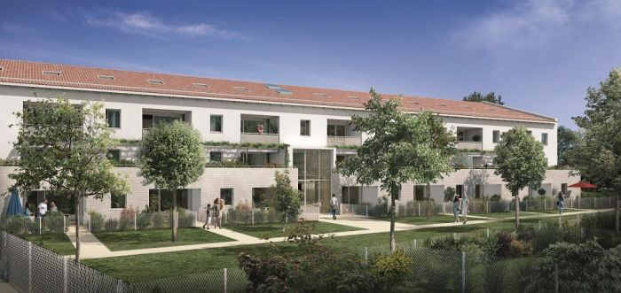 Maisons neuves et appartements neufs Saint-Jory référence 4356 : aperçu n°0