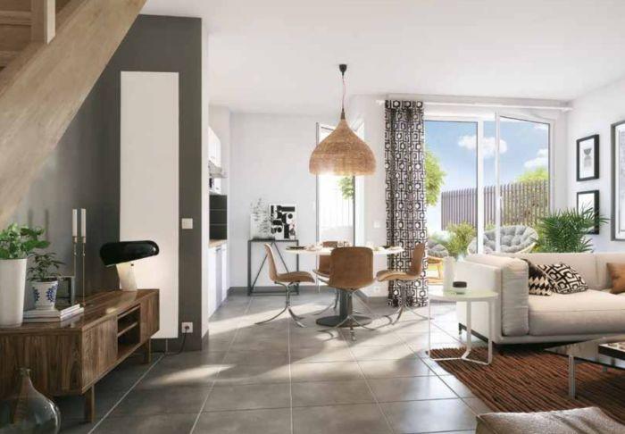 Maisons neuves et appartements neufs Saint-Jory référence 4356 : aperçu n°1