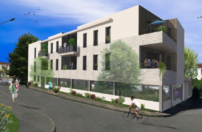 Appartements neufs Pont des Demoiselles référence 4358 : aperçu n°0