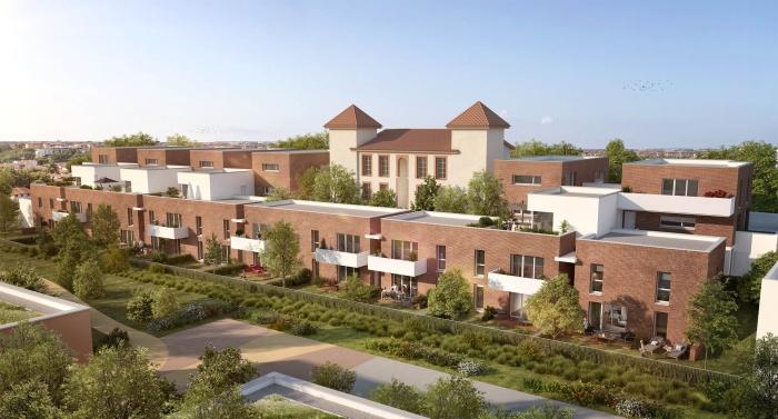 Appartements neufs Purpan référence 4373 : aperçu n°0