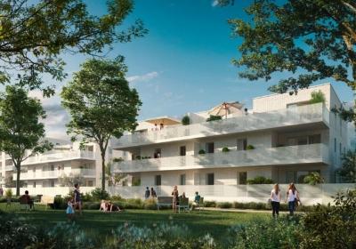 Appartements neufs Borderouge référence 4376