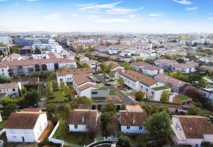Maisons neuves et appartements neufs Borderouge référence 4396 : aperçu n°2