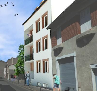 Appartements neufs Compans Caffarelli référence 4398