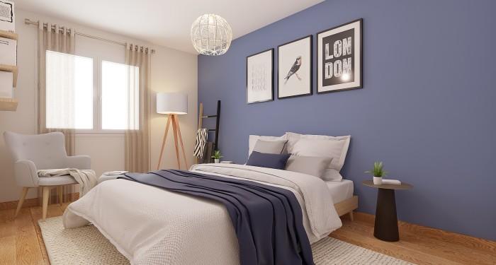 Appartements neufs Compans Caffarelli référence 4398 : aperçu n°3