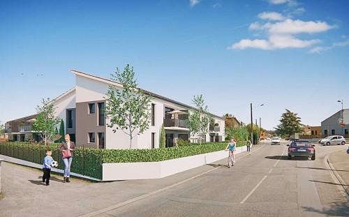 Appartements neufs Saint-Alban référence 4409