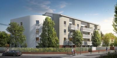 Appartements neufs Croix-Daurade référence 4411