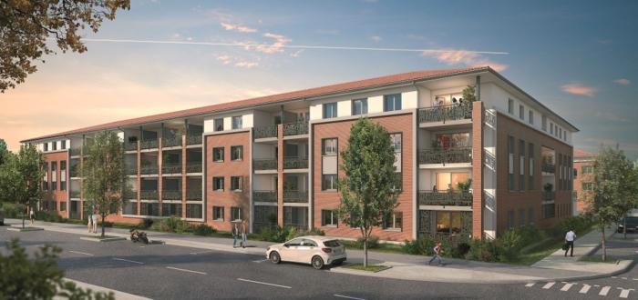 Appartements neufs Plaisance-du-Touch référence 4451 : aperçu n°0