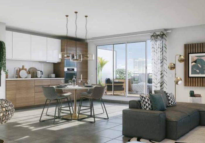 Appartements neufs Plaisance-du-Touch référence 4451 : aperçu n°1