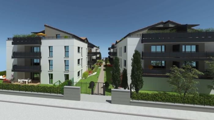 Appartements neufs Cugnaux référence 4455 : aperçu n°0