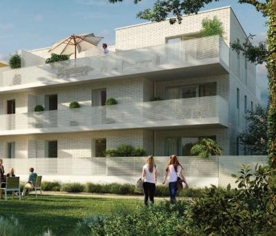 Appartements neufs Borderouge référence 4461