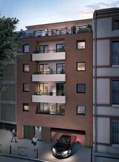 Appartements neufs Compans Caffarelli référence 4470