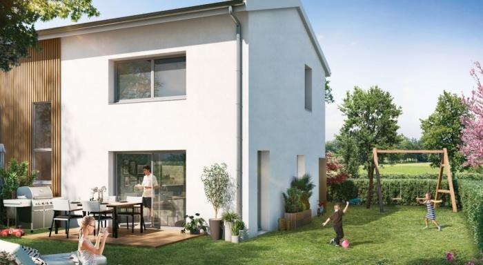 Maisons neuves Muret référence 4486 : aperçu n°0
