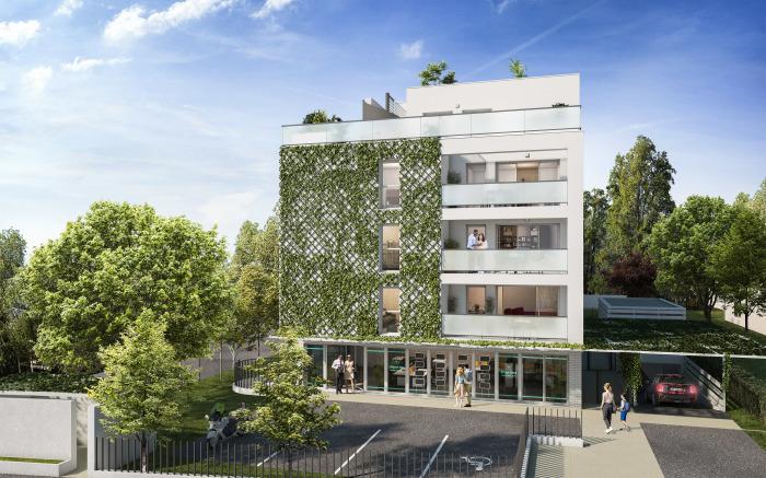 Appartements neufs La Roseraie référence 4488 : aperçu n°0