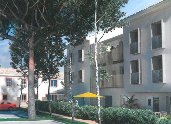 Appartements neufs Fonbeauzard référence 4576 : aperçu n°2