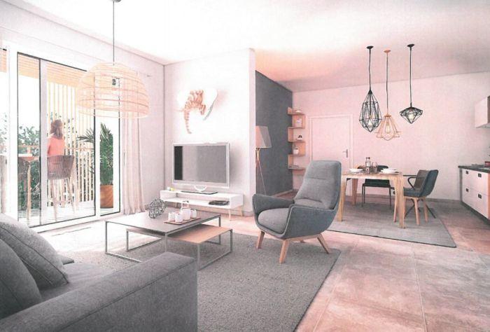 Appartements neufs Fonbeauzard référence 4576 : aperçu n°1