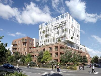 Appartements neufs La Roseraie référence 4594