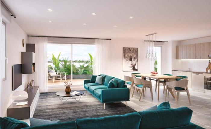Appartements neufs Purpan référence 4596 : aperçu n°2