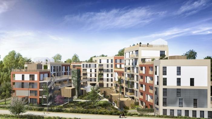 Appartements neufs Saint-Martin-du-Touch référence 4606 : aperçu n°0
