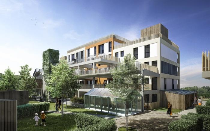 Appartements neufs Saint-Martin-du-Touch référence 4606 : aperçu n°3