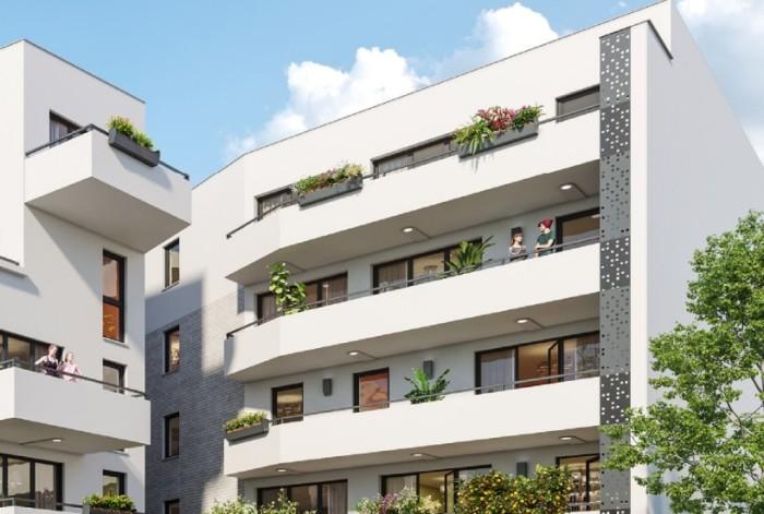 Appartements neufs Croix-Daurade référence 4608 : aperçu n°2
