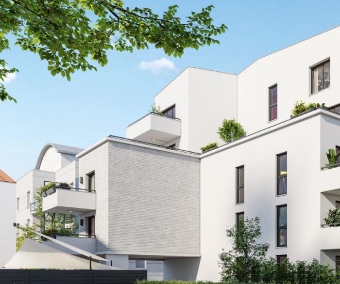 Appartements neufs Croix-Daurade référence 4608 : aperçu n°3