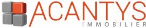 Logo du promoteur immobilier Acantys
