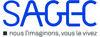 Promoteur : Logo Sagec