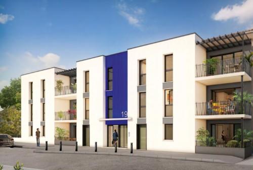 Appartements neufs Croix-Daurade référence 4629