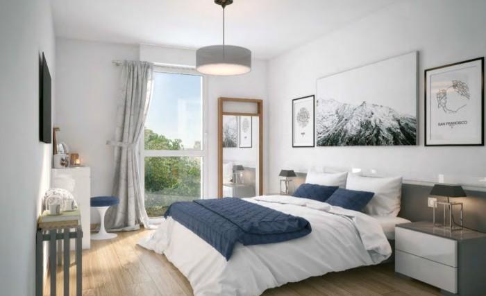 Appartements neufs Castanet-Tolosan référence 4646 : aperçu n°1