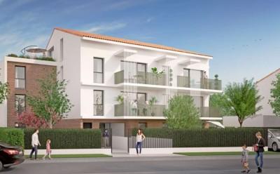 Appartements neufs La Roseraie référence 4648