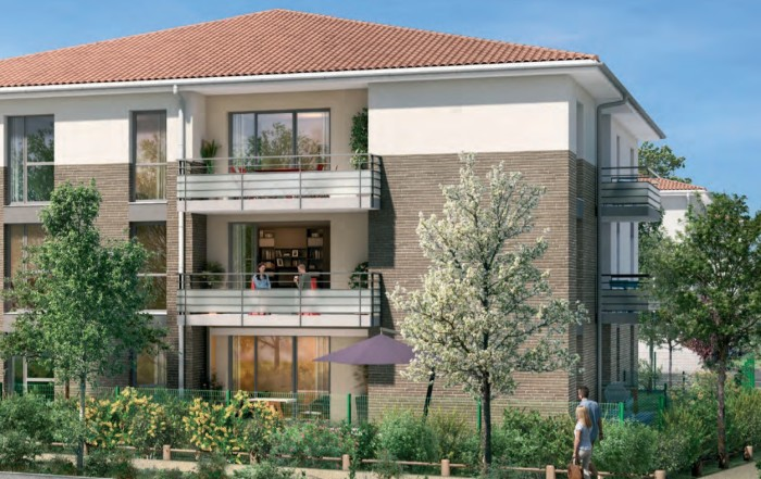 Maisons neuves et appartements neufs Lespinasse référence 4650 : aperçu n°0