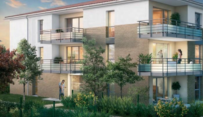 Maisons neuves et appartements neufs Lespinasse référence 4650 : aperçu n°2