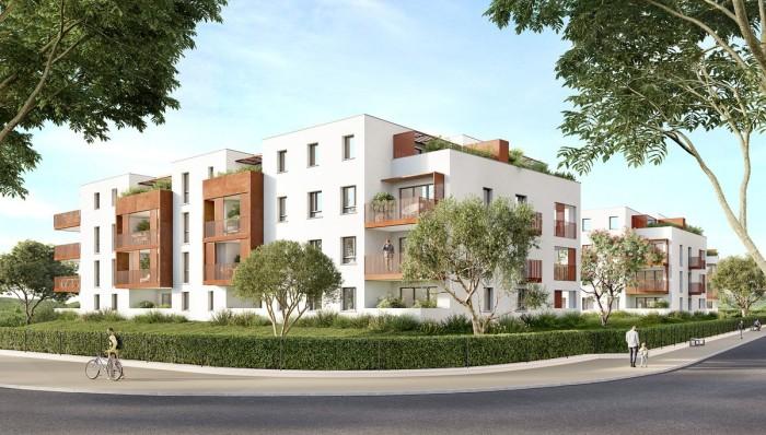 Appartements neufs Muret référence 4652 : aperçu n°0