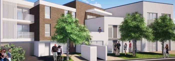 Appartements neufs Rangueil référence 4657 : aperçu n°2