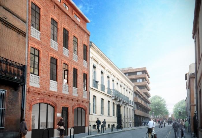 Appartements neufs Jean Jaurès référence 4660 : aperçu n°0
