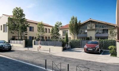 Appartements neufs Bonnefoy référence 4668