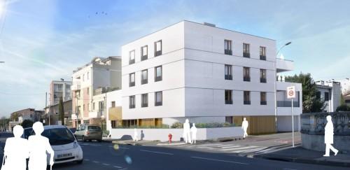 Appartements neufs Pont des Demoiselles référence 4670