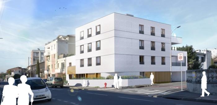 Appartements neufs Pont des Demoiselles référence 4670 : aperçu n°0