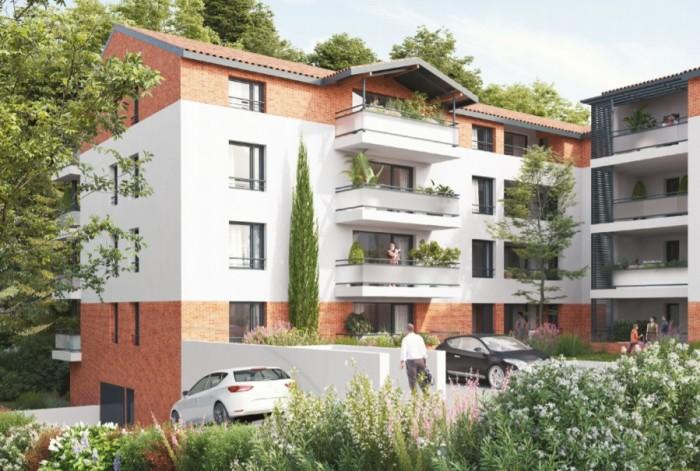Appartements neufs L'Union référence 4674 : aperçu n°0